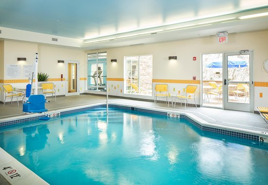 Monaca, Pensilvania: Indoor Pool