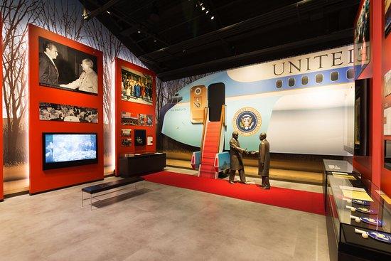 Yorba Linda, CA: President Nixon's Historic Trip to China