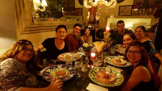 Barbara S Guests 罗马federica Barbara Of Bb Kitchen的图片 Tripadvisor