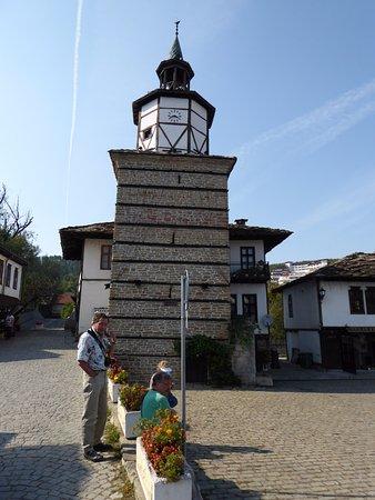Clock Tower in Tryavna