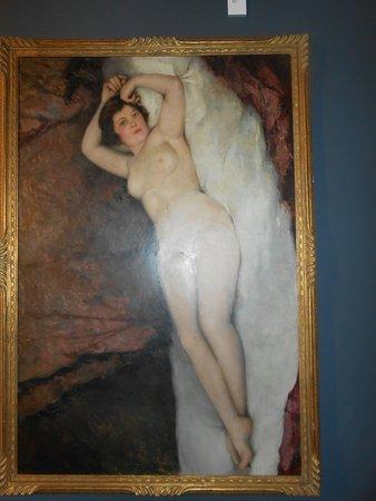 Musée de Huelva : Fine arts portrait