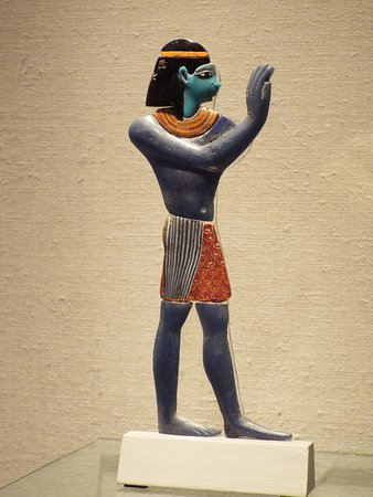Corning, NY: Use of glass in ancient Egypt