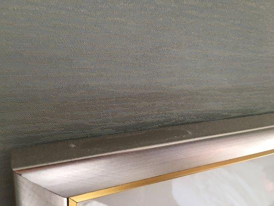 Doubletree Hotel Atlanta/Alpharetta-Windward: dust