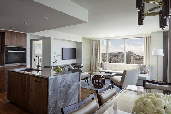 Grand Three Bedroom Suite