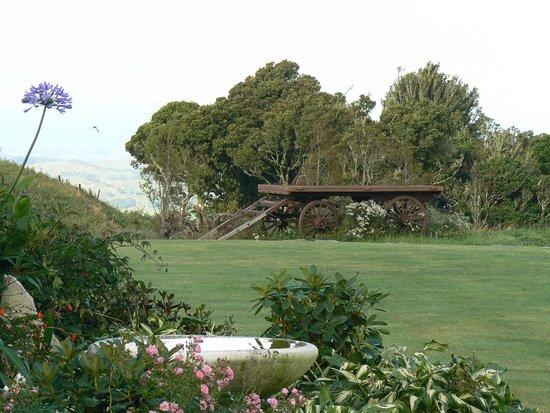 Te Kuiti, New Zealand: Park-like grounds