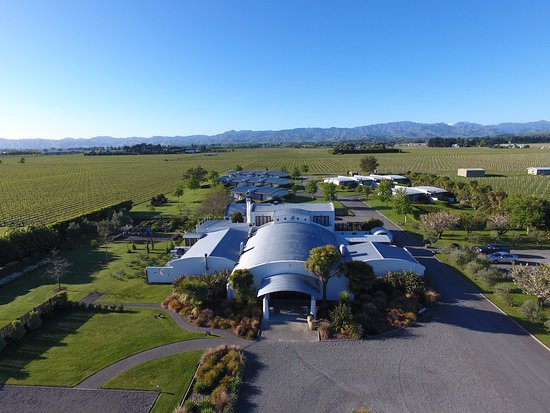 Foto de Marlborough Vintners Hotel