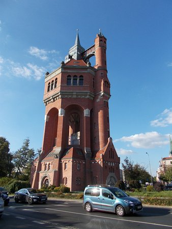 Wrocław Water Tower