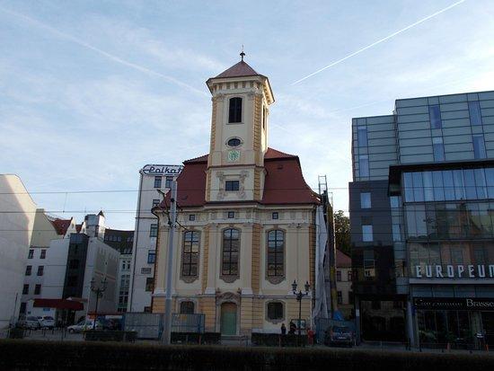 Kościół Opatrzności Bożej we Wrocławiu