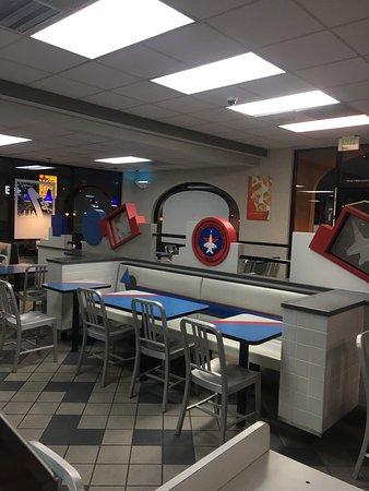Fallon, NV: Dining area