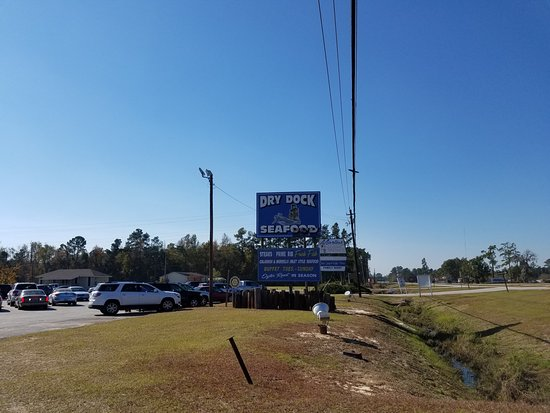 Mullins, SC: sign off the highway