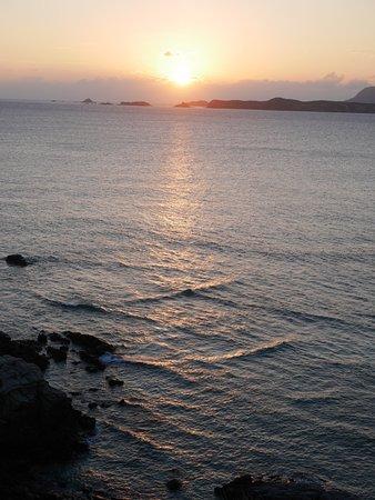 Tokashiki-son, Giappone: 太陽が沈むさまがよく見えます