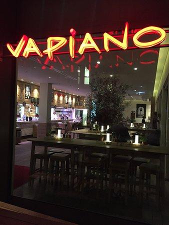 vapiano picture of vapiano hanau tripadvisor. Black Bedroom Furniture Sets. Home Design Ideas