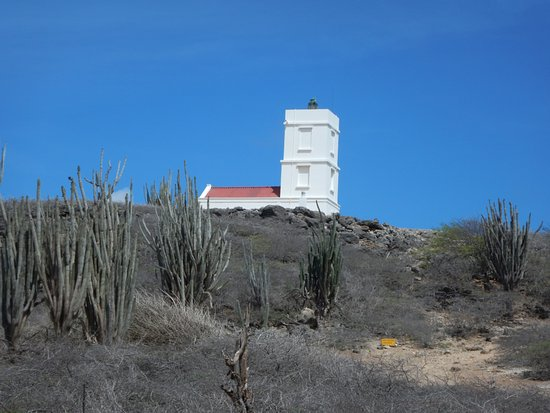 Washington-Slagbaai National Park, Bonaire: Light house