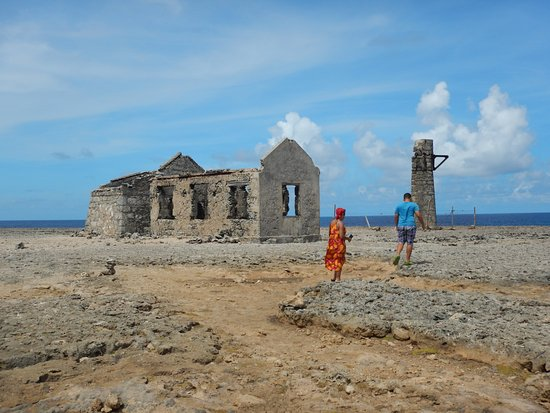 Washington-Slagbaai National Park, Bonaire: Northern ruins