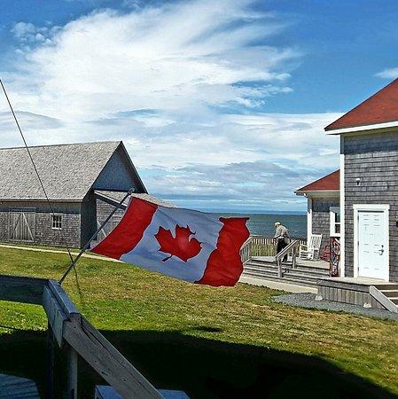 Miscou, Canada : Patrimoine canadien