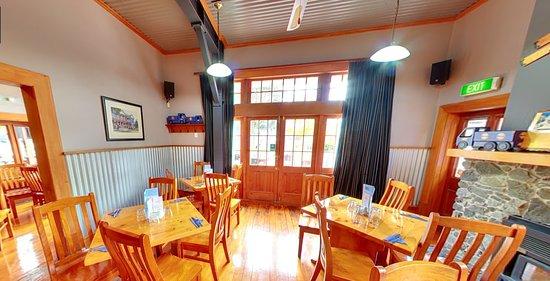 Methven, New Zealand: Blue Pub Restaurant