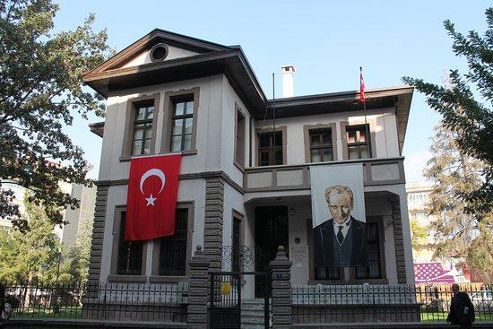 Atatürk Evi Müzesi - Picture of Ataturk House Museum ...