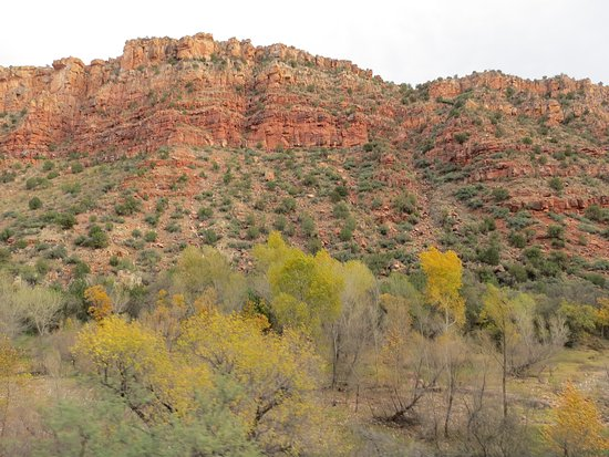 Clarkdale, Αριζόνα: Verde Canyon Railroad