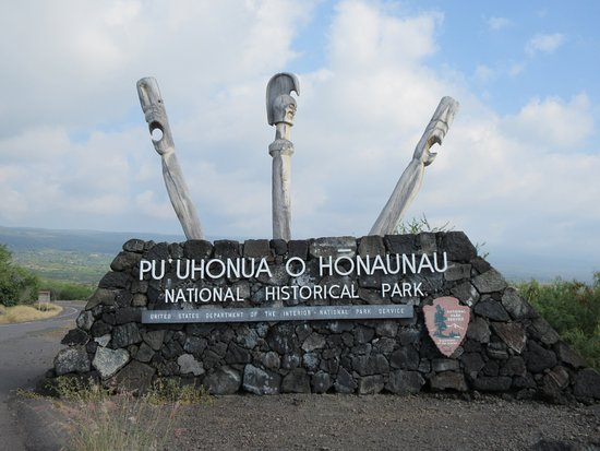 Honaunau, HI: Great park