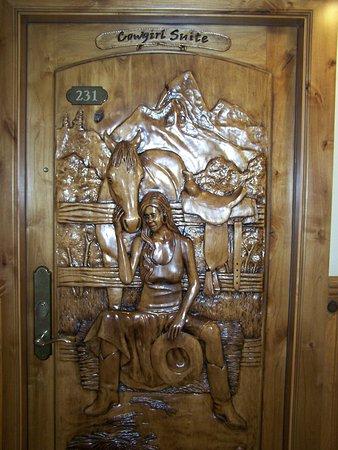 OUR WELCOMING DOOR.