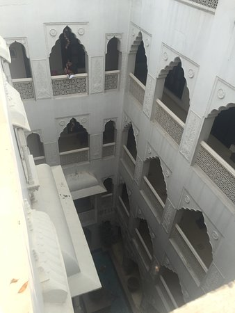 Jyoti Mahal Guest House: interieur