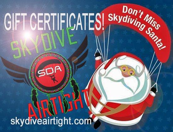 Skiatook, OK: Gift Certificates!