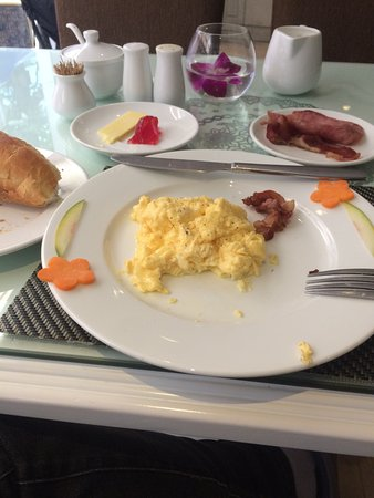 Hanoi Elite Hotel: breakfast