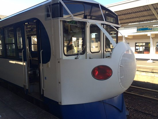 Tetsudo Hobby Train (Yodo Line JR Shikoku)