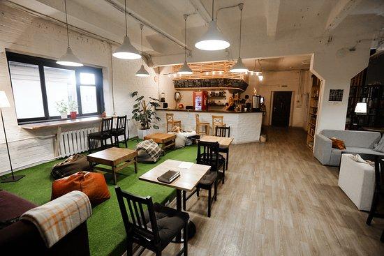 Tretye Mesto Anti-cafe & Co-working