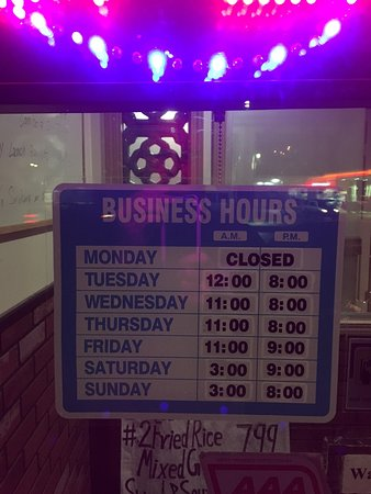 ‪‪Selkirk‬, كندا: Business Hours‬