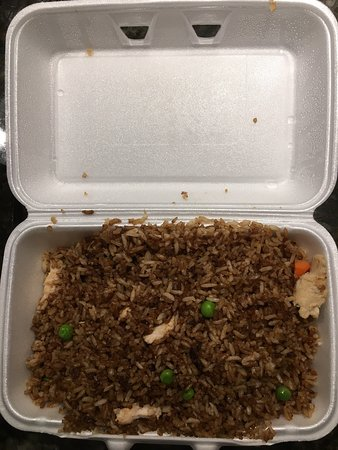 Selkirk, Canada: Chicken Fried Rice