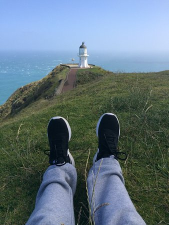 Gisborne, Nueva Zelanda: East Cape Lighthouse