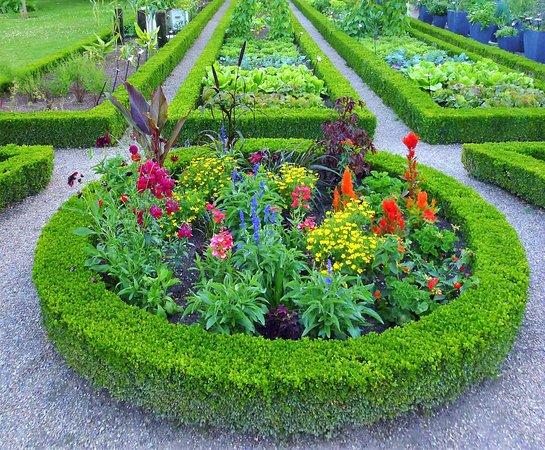 Dominique Alexandre Godron Garden