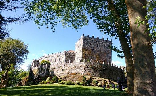 Soutomaior, Spain: El castillo precioso