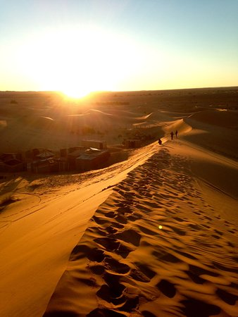 Auberge le Petit Prince : Trip to dunes