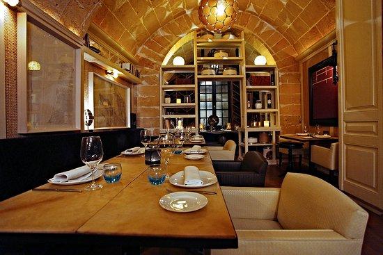 Restaurante tast club en palma de mallorca con cocina - Cocinas palma de mallorca ...