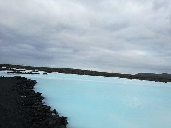 Grindavik, Iceland: Vast Milky Blue Lagoon