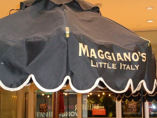 Maggiano's: In the mall