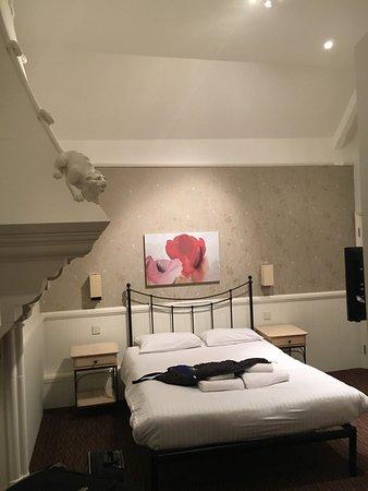 Brent Knoll, UK: Lovely room
