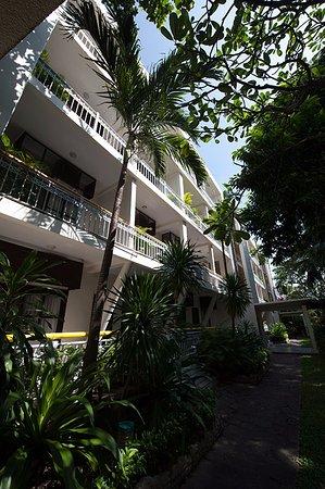 Balcony - Picture of Embassy Place Apartments, Phnom Penh - Tripadvisor