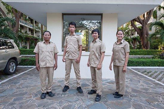 Pool - Picture of Embassy Place Apartments, Phnom Penh - Tripadvisor