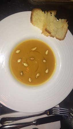 Melbourne, UK: veloute