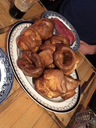 Amazing Yorkshire Puddings!