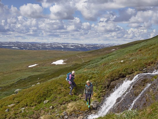 Коммуна Холь, Норвегия: Stunning views over Hardangervidda (Photo: Emile Holba)