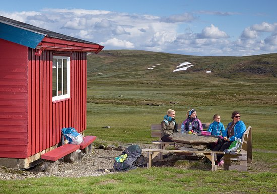 Hol Municipality, Norwegia: Presholtseter, at the border of Hallingskarvet National Park (Photo: Emile Holba)