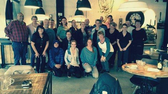 Hilvarenbeek, Ολλανδία: Als teamuitje een kookworkshop!
