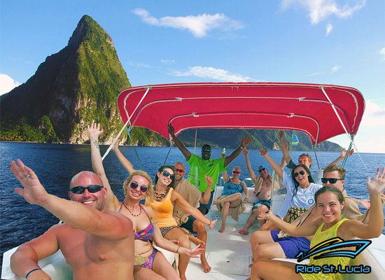 Ride St. Lucia