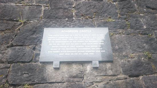 Athlone, Irlanda: Castle