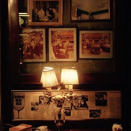 Luxury Bar On the Wall