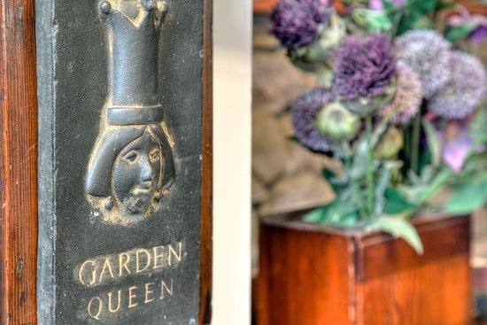 Whitchurch, UK: Garden Queen